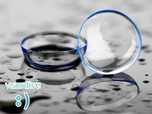 Lentillas Gama Alta, hidrogel de Silicona en Visionlive, ópticas en Albox