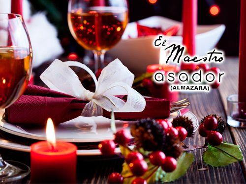Menús de Navidad desde 30€ + Opción de Alojamiento en Asador el Maestro, restaurantes en Sierro