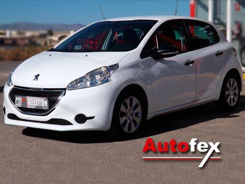 Peugeot 208 1.4HDI con Ordenador de Abordo. Autofex, coches de segunda mano en Albox y Antas