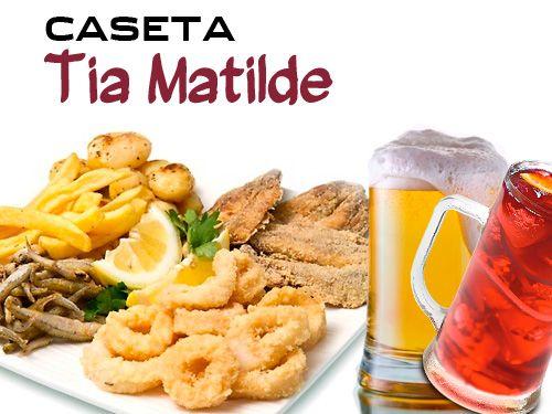 Balsa de Cela: 6 Tapas + Jarra de Cerveza o Tinto de Verano Bar Caseta Tia Matilde, Restaurantes en Cela