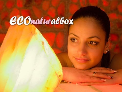 9 Razones para poner una Lámpara de Sal del Himalaya en tu vida! ECOnaturalbox, herbolarios en Albox