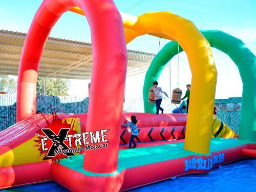 Diviértete a lo grande con nuestra Gimkana Humor Amarillo por 15€!! Extreme Adventure Mojácar