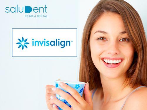 La auténtica ortodoncia invisible de Invisalign, brackets invisibles ahora con un 30% descuento!. Saludent