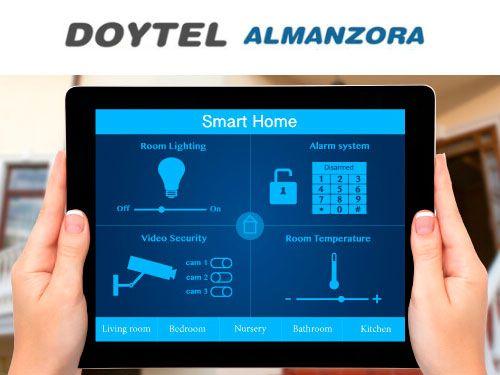 Ahorra energía con nuestros sistemas de Domótica Avanzada con Doytel Almanzora