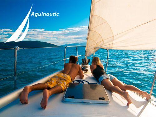 Crucero inolvidable por Cabo de Gata, déjate llevar con Aguinautic.