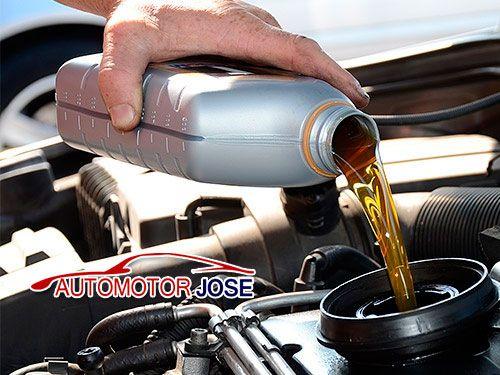 Tu coche a Punto! Cambio de Aceite y Filtro desde 32€ en Automotor José, mecánicos en Huércal-Overa