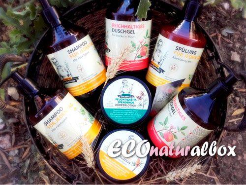 Pack Natural perfecto para Regalar por 14€! Econaturalbox, herbolarios en Albox