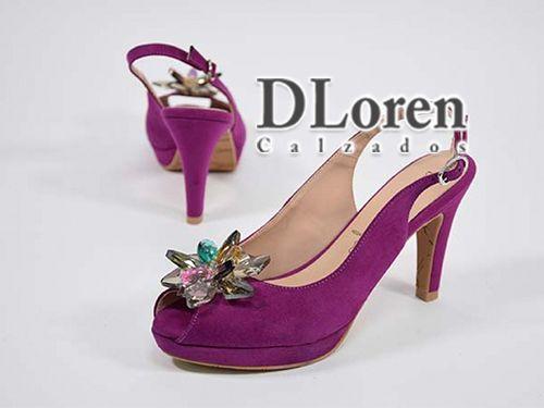 Nueva colección en Zapatos de Fiesta. DLoren Calzados de Albox