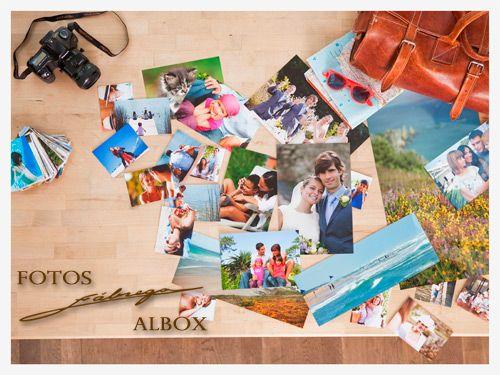 Fotos y más fotos en el Móvil o en el Ordenador? Oferta en Revelado con Fotos Fábrega Albox