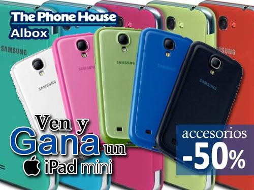 b28ca642a6f 50% descuento en accesorios para móviles en The Phone House Albox
