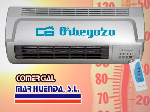 Calefactor de Pared por 39.95€ en Comercial Marhuenda de Olula del Río