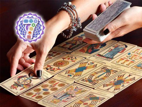 ¡Tarot o Carta Astral por 12€! Consúltalo en Tienda 7 Chakras en Almería