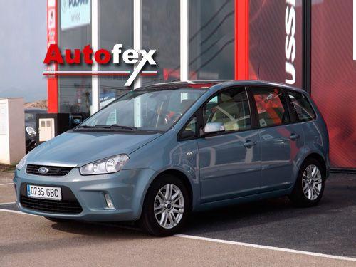 Ford Cmax 1.8 gasolina con techo solar. Autofex, coches de segunda mano en Albox y Antas