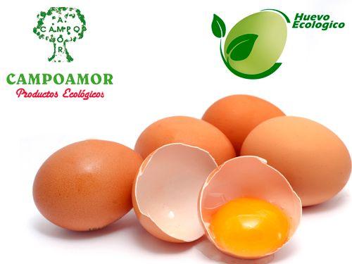 Huevos Ecológicos del Almanzora en CAMPOAMOR, productos ecológicos en Fines (Almería)