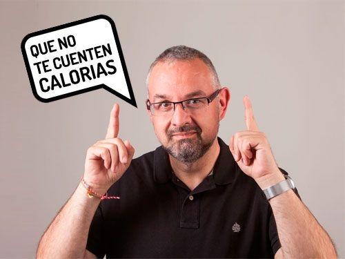 Te cuento mi experiencia en Dietas. Quinto capítulo!! Que no te cuenten calorías.