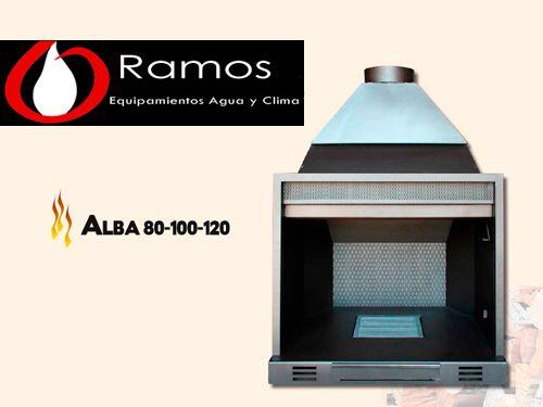 Chimenea alta calidad por 383€ en Equipamientos Ramos de Fines (Almería)