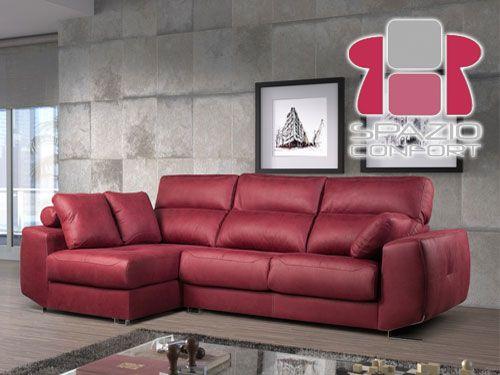La satifacci n de un buen chaiselongue en spazio confort tiendas de muebles en almer a y granada - Muebles la union almeria ...