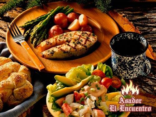 Menús diarios en Asador El Encuentro. Restaurantes en Olula del Río (Almería)