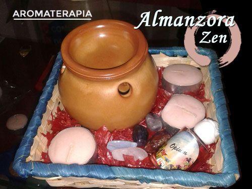 Pack Aromático para regalar esta Navidad en Almanzora Zen Albox