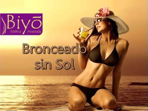 Broncéate por 3€/sesión! Biyó Estética Avanzada en Olula del Río