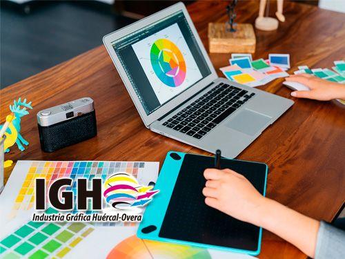 Folletos, Flyers, Tarjetas, Carteles, con la última tecnología! Industrias Gráficas, imprentas en Huércal-Overa