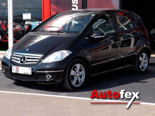 Mercedes Benz Clase A, Automático por sólo 8.100 Euros en Autofex, vehículos de ocasión en Albox