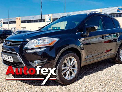 Ford Kuga Titanium S, 2.0 TDCI… impresionante!! Autofex de Albox y Antas