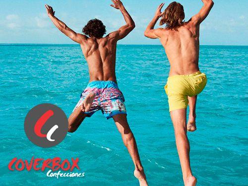 El diseño que desees para tu Bañador, de hombre o niño en Coverbox, confección de Bañadores