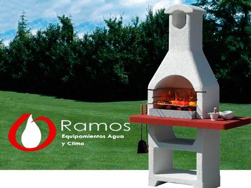 Disfruta el Verano con nuestras Barbacoas y un 20% de descuento! Equipamientos Ramos de Fines (Almería)