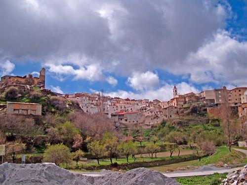 Ruta con encanto por la Sierra de los Filabres, visita Suflí, Sierro y Bacares