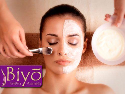 Limpieza facial con Masaje corporal y facial ó  Terapias SPA por 20€!! Biyó Estética Avanzada en Olula del Río
