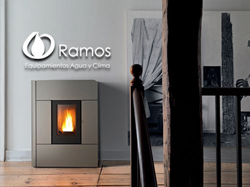 La temperatura ideal en tu hogar sin consumo de energía!!  Equipamientos Ramos, estufas de leña en Fines (Almería)