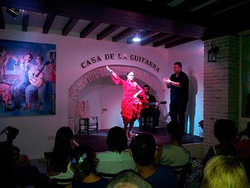 Flamenco Walking Tour en Sevilla por 35€: Recorrido + historia + espectáculo + copita de manzanilla o vino