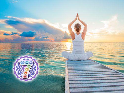 Clases de Yoga Kundalini o Meditación Budista por 3.75€. Tienda 7 Chakras en Almería