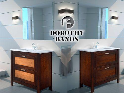 Conjunto de Baño a elegir entre dos tonalidades en Dorothy Baños de Albox