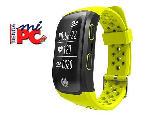 Natación, ciclismo, montañismo,… la Pulsera GPS Trainning Band se atreve con todo. Tienda Mi Pc de Albox