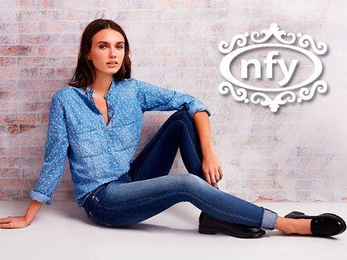 5%  descuento en Nueva Colección Primavera 17' en New Factory, tiendas de ropa en Albox, Huércal-Overa y Cuevas del Almanzora