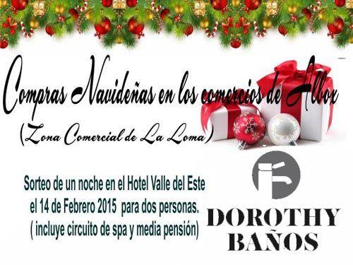 Hotel y Spa para el día de los enamorados con cada compra en Dorothy Baños de Albox