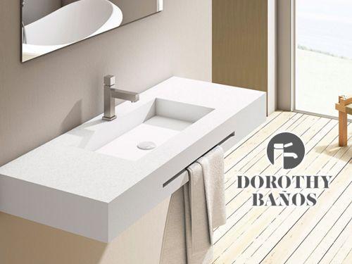 15% de descuento en Lavabos de Resina. Dorothy Baños, muebles y complementos de baño en Albox (Almería)