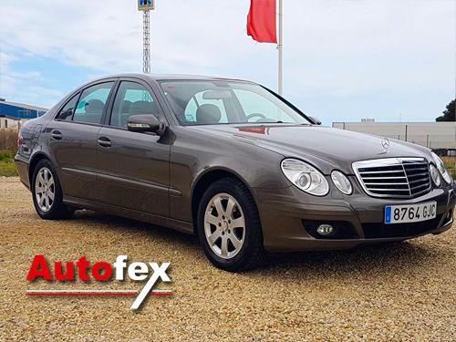 Mercedes C220 con 170CV por sólo 14.500 Euros en Autofex, vehículos de ocasión en Albox