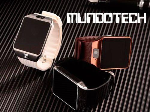 Smartwatch con SIM propia y podómetro, teléfono y bluetooth. Por 49€!! MundoTech de Huércal-Overa