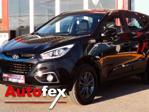 Este coche puede ser tuyo!! Hyundai IX35 Klass 4x2. Autofex de Albox y Antas