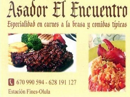 Elige entre mas de 15 carnes a la brasa en Restaurante Asador El Encuentro - Olula del Río