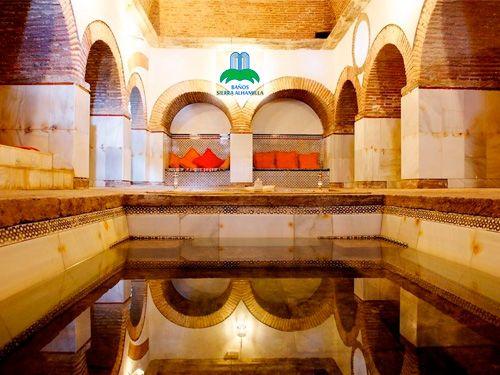 Baños Arabes En Almeria | Balneario Sierra Alhamilla