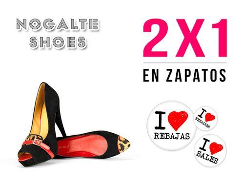 Rebajas y más Rebajas en  Nogalte Shoes de Huércal-Overa
