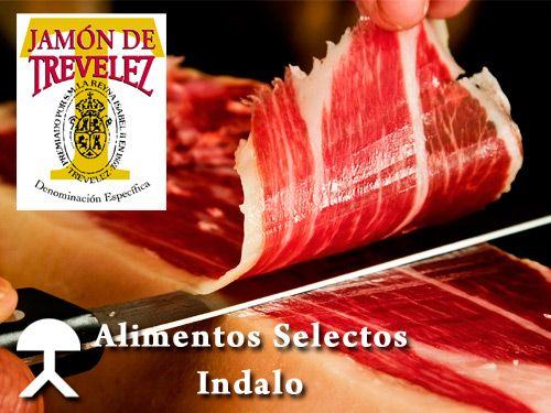 GANA un exquisito Jamón de Trevélez registrándote GRATIS en el sorteo de Alimentos Selectos Indalo (Cuevas del Almanzora)