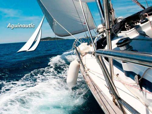 Curso Patrón de Navegación Básica! Por sólo 95€ con Aguinautic, aprende a navegar!