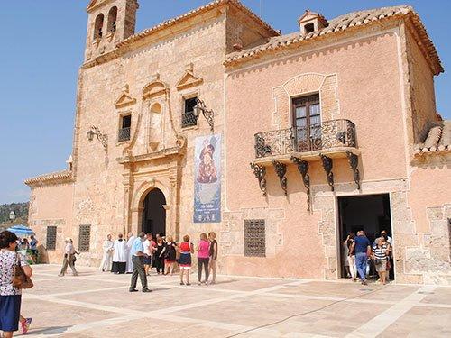 Visita Guiada Albox y Santuario del Saliente