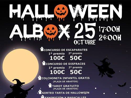 Fiesta Halloween en Albox el 25 de octubre