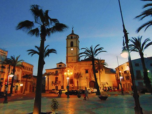 Ruta Histórica - Visita Guiada por Albox (Almería), uno de los lugares de peregrinación más importantes del Valle del Almanzora